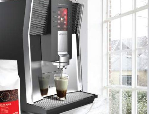 Coffee Machine Brochure