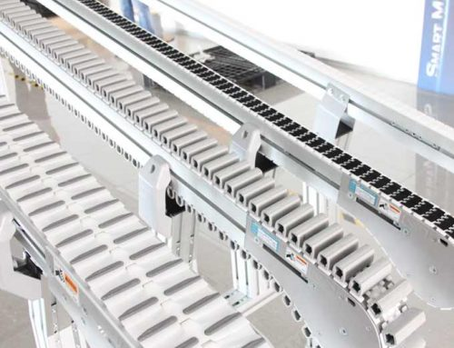 QC conveyors to offer MODU plastic chain Conveyors in North America